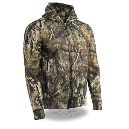 Milwaukee Performance Men's Camo Heated Hoodie