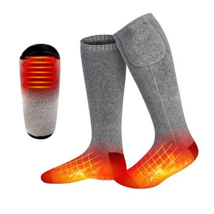 MISBEST Heated Electric Warm Thermal Boot Socks