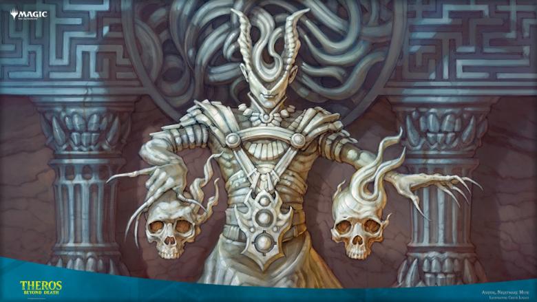 MTG Best Commander Cards Theros Beyond Death