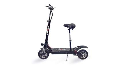 nanrobot d4 electric scooter with seat
