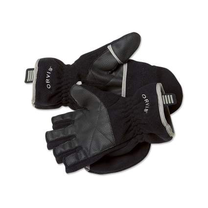 Orvis Fold-over Fleece Gloves
