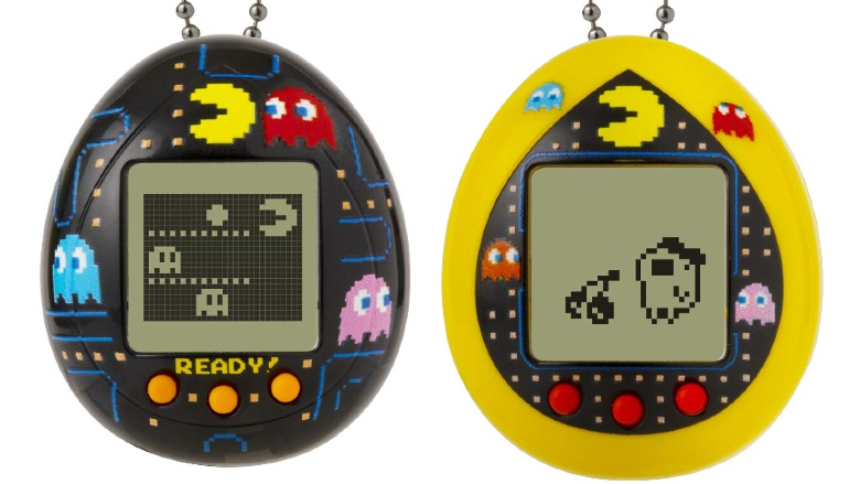 Pac-Man Tamagotchi