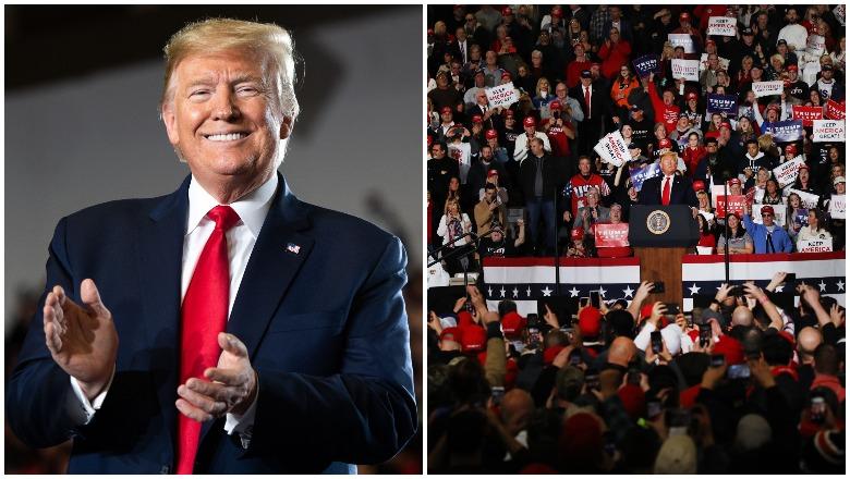 Trump New Jersey Rally