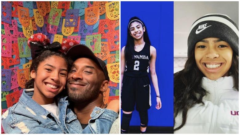 Kobe Bryant's Kids: One Daughter