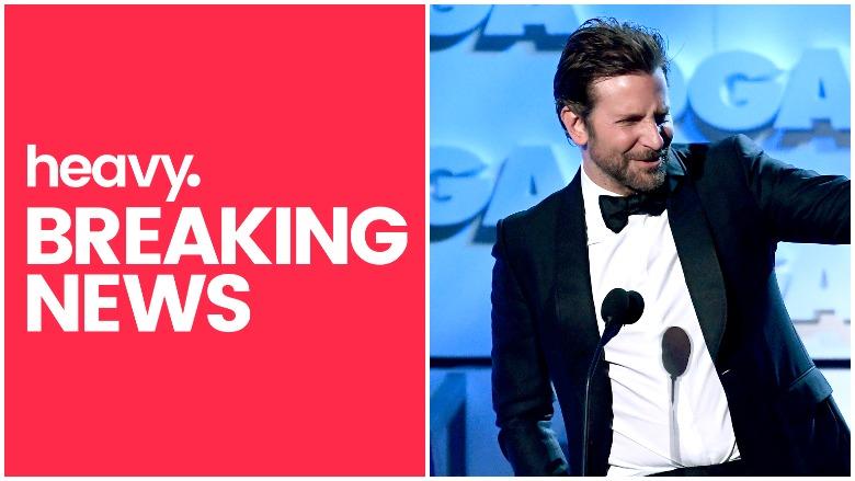 Bradley Cooper Peed Himself grAMMY awards 2020