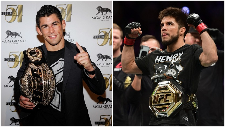Dominick Cruz and Henry Cejudo
