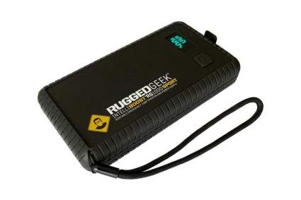 Rugged Geek RG1000 INTELLIBOOST 1000A Portable Jump Starter