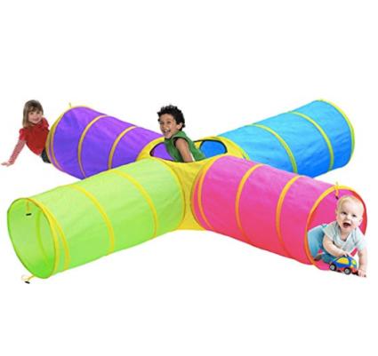 Hide N Side Kids Play Tunnels