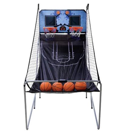 Nova Microdermabrasion Foldable Indoor Basketball Arcade Game