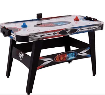 "Triumph Fire 'n Ice LED Light-Up 54"" Air Hockey Table"