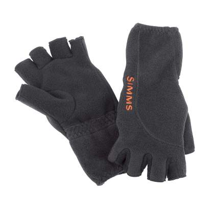 Simms Headwaters Half Finger Fishing Gloves