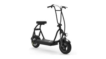skrt electric scooter with seat