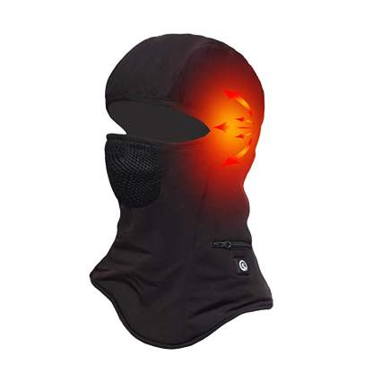 Sun Will Battery Heated Balaclava
