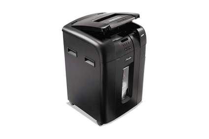 Swingline 1758577 500M Stack-and-Shred Auto Feed Microcut Paper Shredder