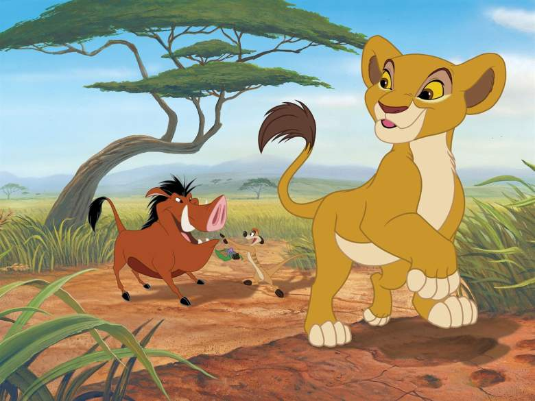 stream the lion king 2