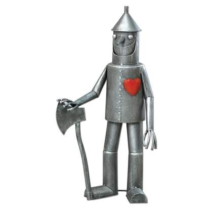 tin woodsman garden sculpture