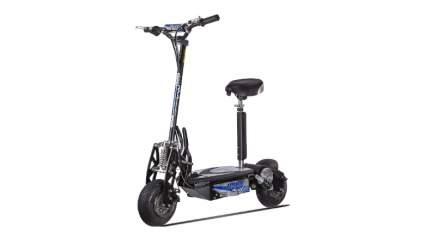 uberscoot seated electric scooter