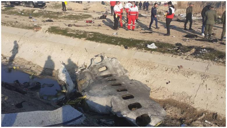 ukrainian plane crash victims