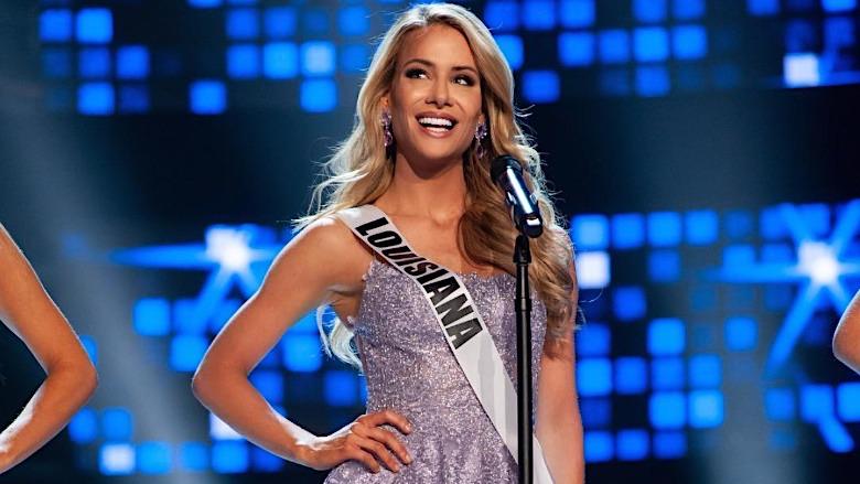 Bachelor' Contestant Victoria Paul Is Miss Louisiana USA Winner | Heavy.com