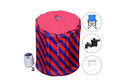 Wicks Portable Inflatable Sauna