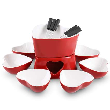 Zen Kitchen Fondue Pot Set