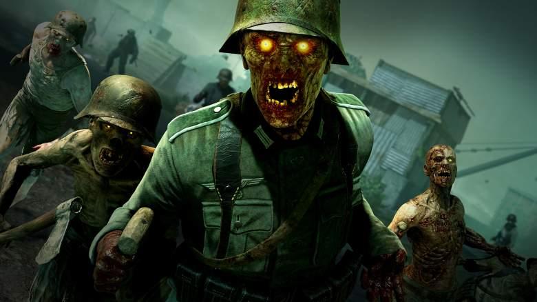 Zombie Army 4 Upgrade Kits