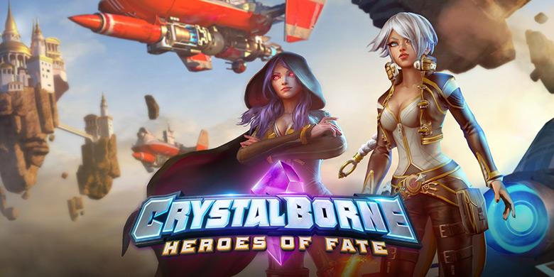 Crystalborne: Heroes of Fate