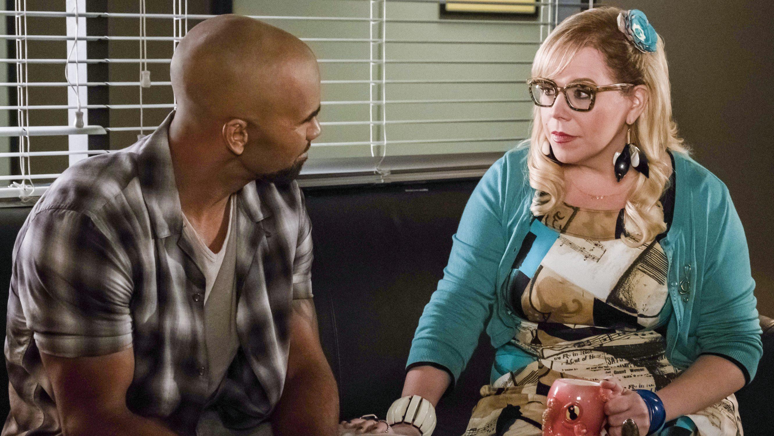 Criminal Minds: Do Penelope Garcia & Derek Morgan Get