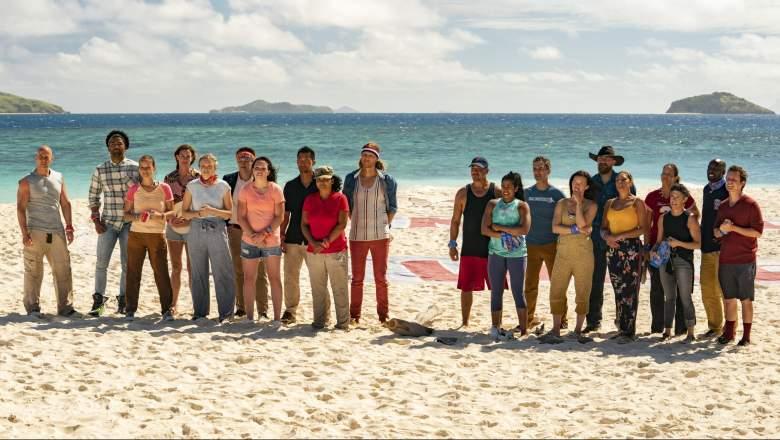 Survivor Winners at War cast