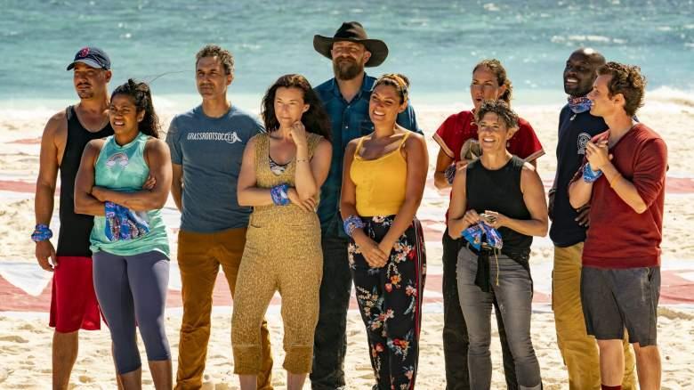 Survivor Season 40 cast