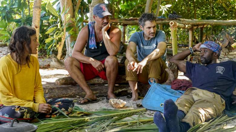 Survivor Out for Blood season 40 episode 3