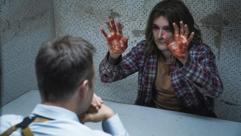 Interrogation Kyle Gallner
