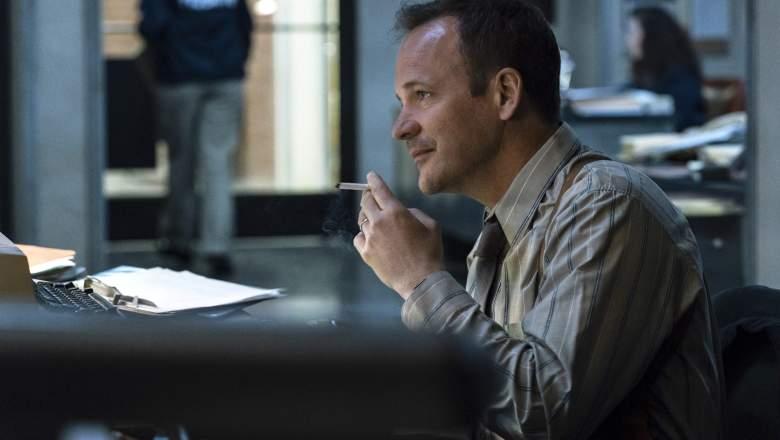 Interrogation Peter Sarsgaard