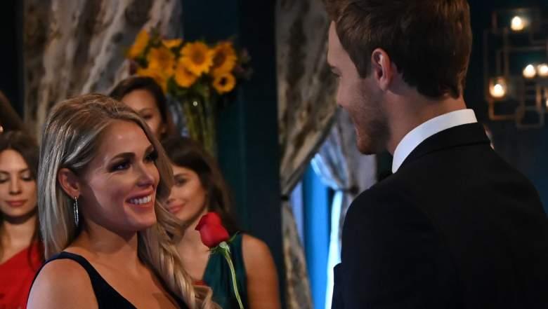 Kelsey Peter Weber The Bachelor