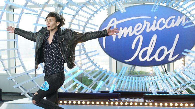 Hunter Gibson The comeback American Idol