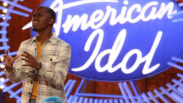 Dewayne Crocker Jr American Idol