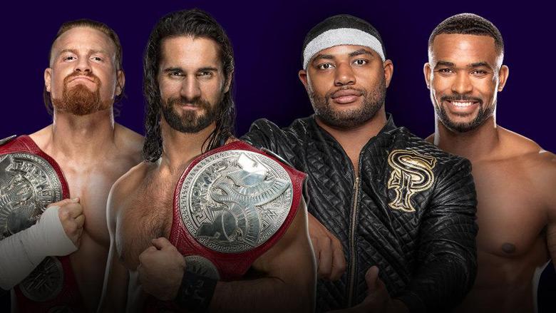 WWE Super Showdown 2020