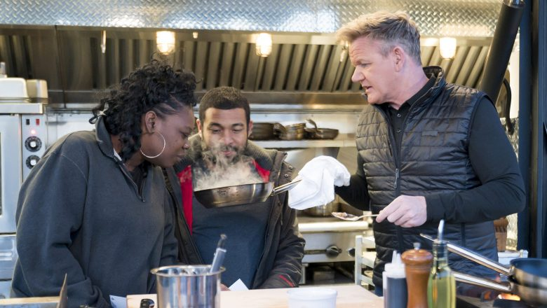 South Boulevard Rescued by Gordon Ramsay