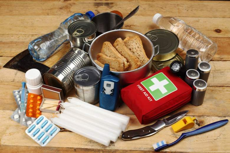 emergency food kits and survival food