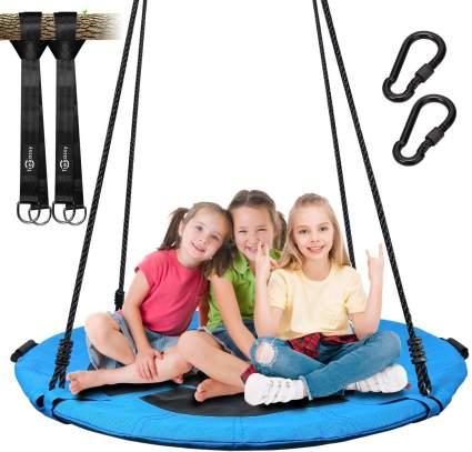 Trekassy 700lb Saucer Tree Swing for Kids Adults
