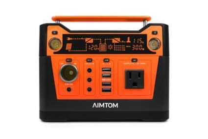 AIMTOM 280-Watt Portable Power Station
