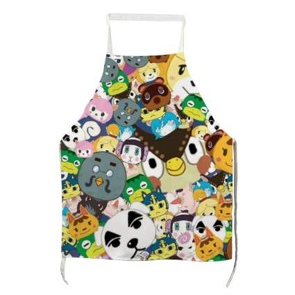 Animal Crossing Adjustable Cooking Apron