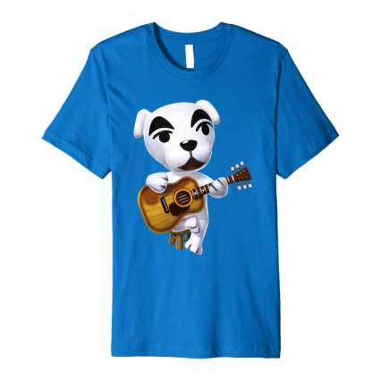 Animal Crossing K.K. Slider T-Shirt