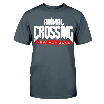 Animal Crossing x DOOM Eternal T-Shirt