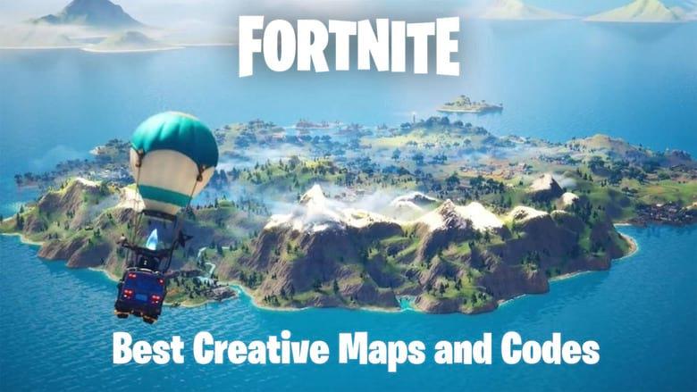 Best Fortnite Creative Maps and Codes