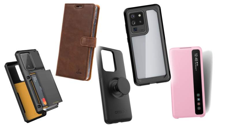 best s20 ultra cases