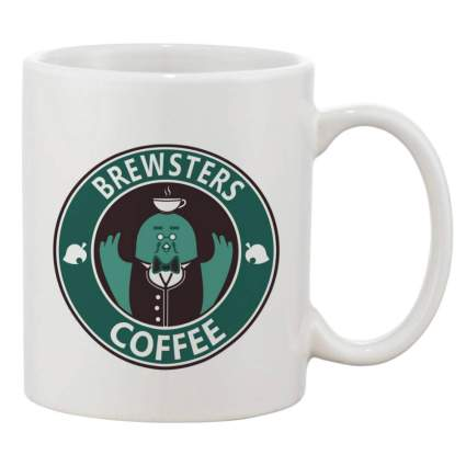 Brewsters Coffee Mug