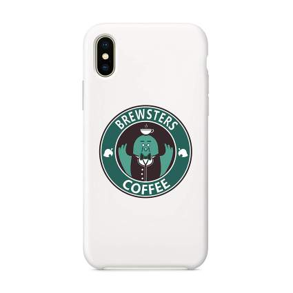 Brewster's iPhone Case