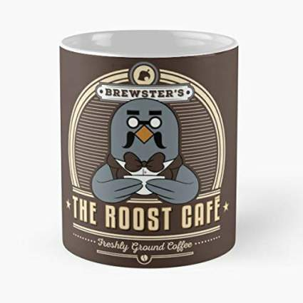 Brewster's The Roost Coffee Mug
