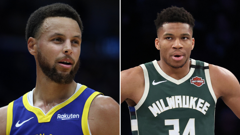 Giannis Antetokounmpo addresses Steph Curry's injury